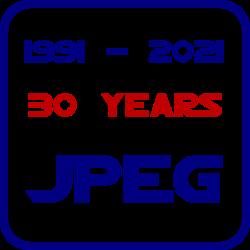 JPEG 30th anniversary